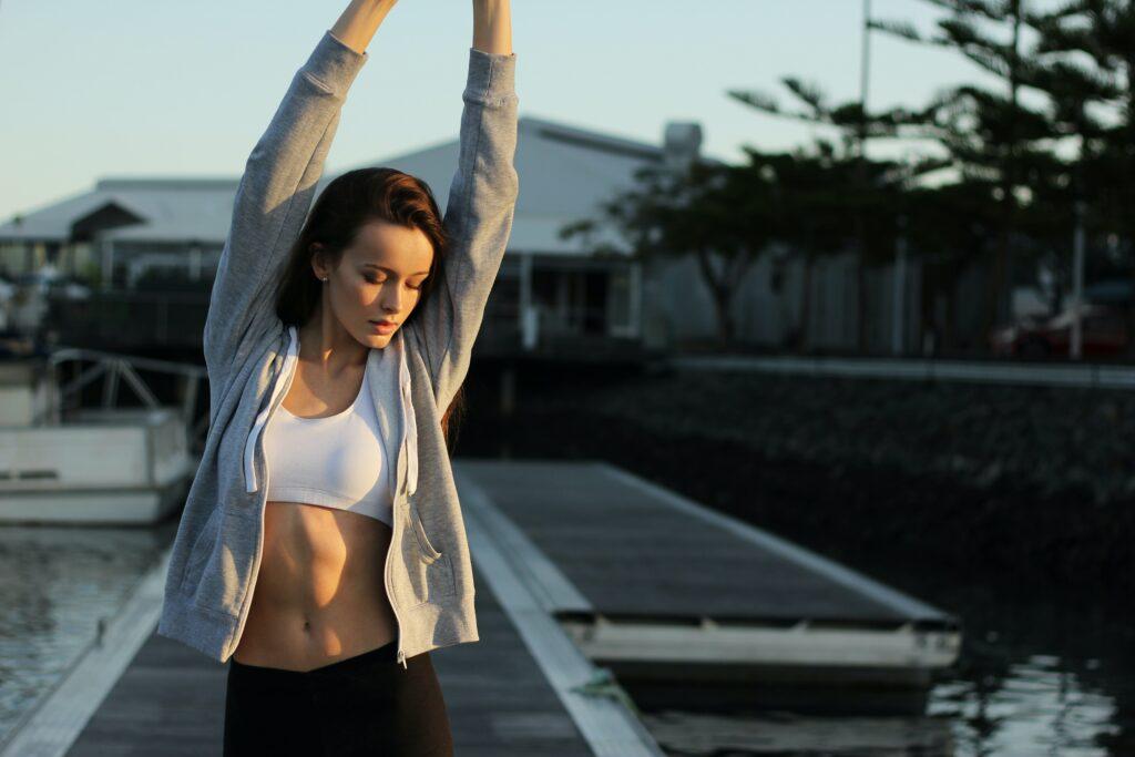 Flohsamenschalen können einen aktiven Lifestyle unterstützen.