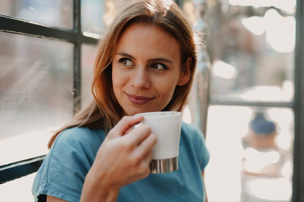 Goldene Milch ist eine hervorragende Kaffee-Alternative.