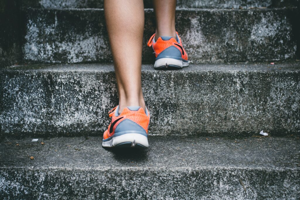 Spirulina kann einen aktiven Lifestyle unterstützen.