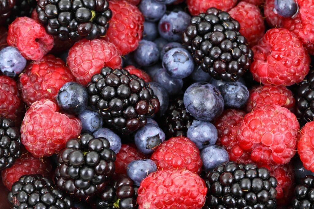 Obst und Gemüse sollten den Grundbestandteil einer ausgewogenen, veganen Ernährung bilden.