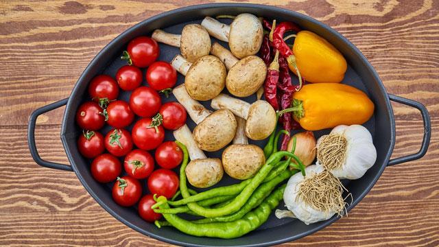 VeganeErnährung