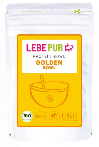 Protein Bowl Golden Bowl (bio)