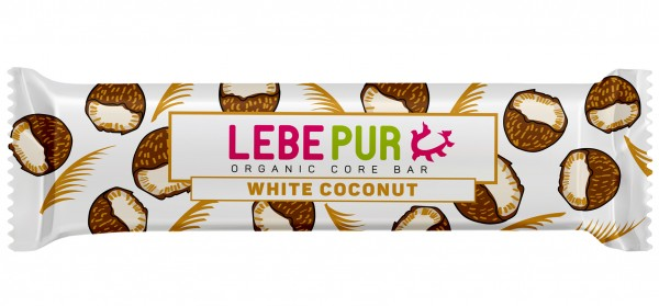 Bio-White Coconut Riegel 40 g
